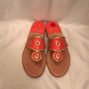 New Jack Rogers Navajo Sandals Size 6